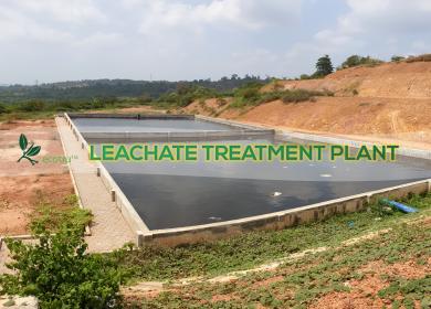 Pengolahan Air Limbah Sampah/ Lindi (Leachate Treatment)