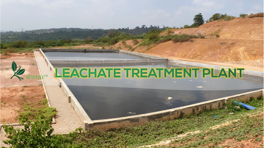 Pengolahan Air Limbah Sampah/ Lindi (Leachate Treatment)