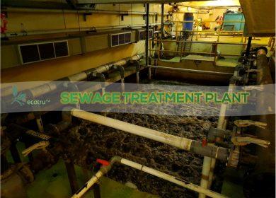 Pengolahan Air Limbah Domestik (STP)